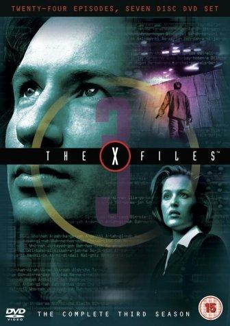 COF.THE X FILES 03 (7 DVD) - AUDIO INGLESE (DVD)