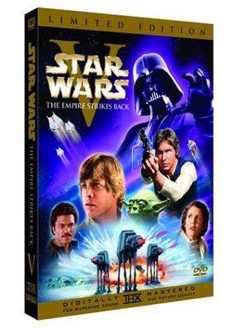 STAR WARS EPISODE V - THE EMPIRE STRIKES BACK [EDIZIONE: REGNO UNITO] (DVD)