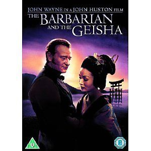 THE BARBARIAN AND THE GEISHA (IMPORT) (DVD)