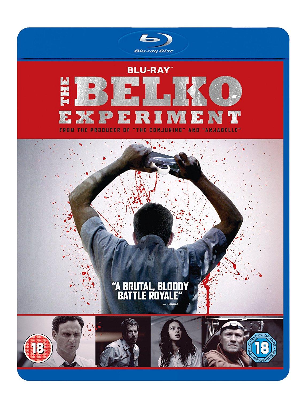 BELKO EXPERIMENT THE [EDIZIONE: REGNO UNITO]