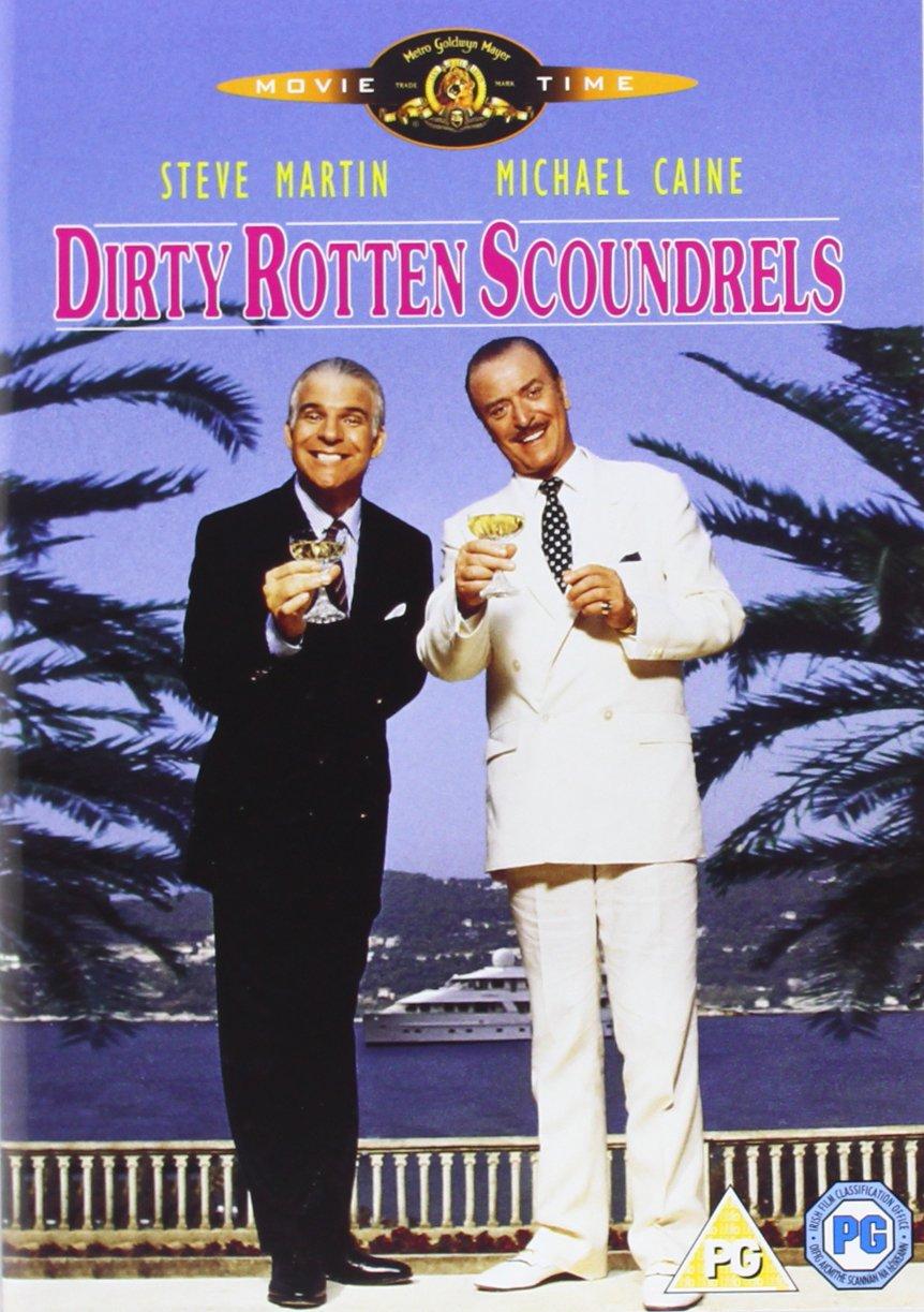 DIRTY ROTTEN SCOUNDRELS [EDIZIONE: REGNO UNITO] [ITA] (DVD)