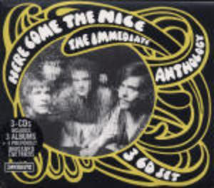 HERE COME THE NICE IMMEDIATE ANTHOLOGY 3CD (CD)