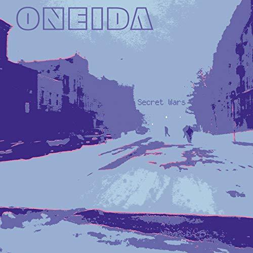 ONEIDA - SECRET WARS (CD)
