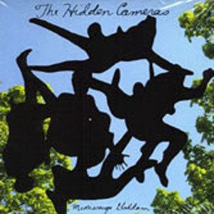 THE HIDDEN CAMERAS (CD)