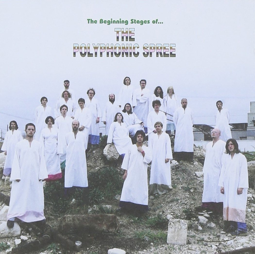 POLYPHONIC SPREE - THE BEGINNING STAGES OF ... (CD)