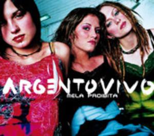 ARGENTO VIVO - MELA PROIBITA (CD)