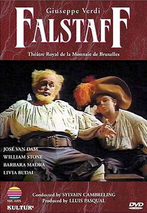 FALSTAFF (GIUSEPPE VERDI) (DVD)