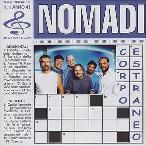 NOMADI - CORPO ESTRANEO (CD)