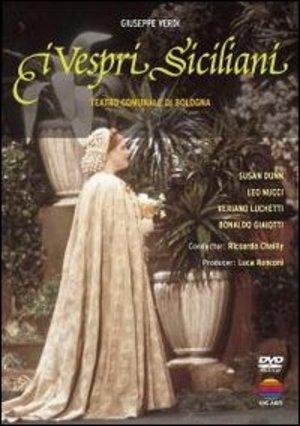 I VESPRI SICILIANI (VERDI) (DVD)