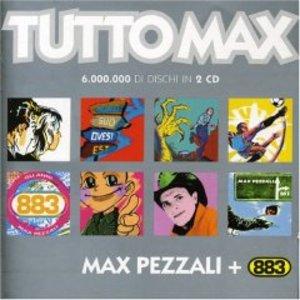 883 PEZZALI - TUTTO MAX PEZZALI + 883 -2CD (CD)