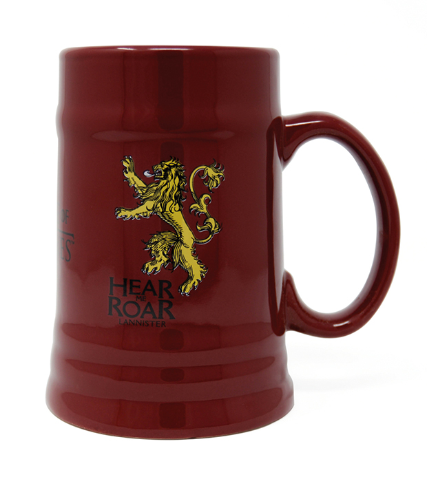 GAME OF THRONES (HOUSE LANNISTER) (TAZZA GRANDE)