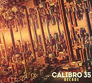CALIBRO 35 - DECADE (CD)