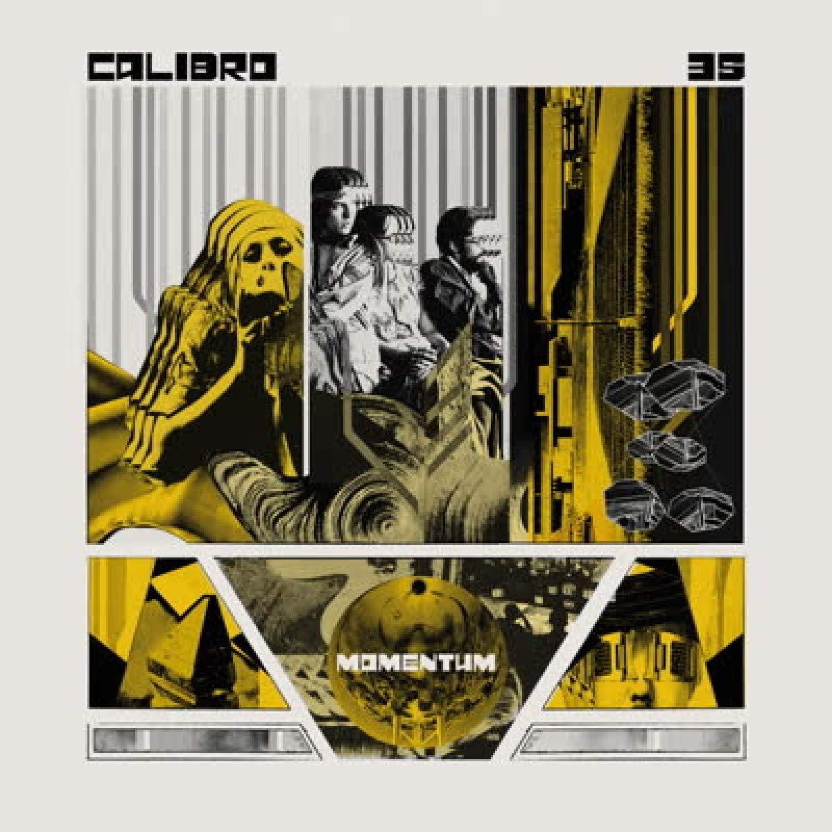 CALIBRO 35 - MOMENTUM (CD)