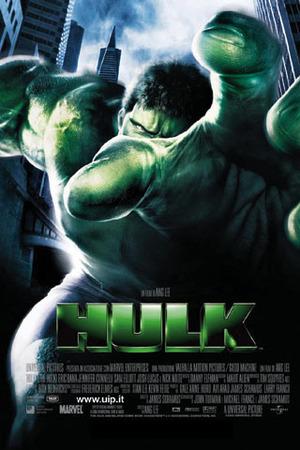 HULK (2DVD) (DVD)