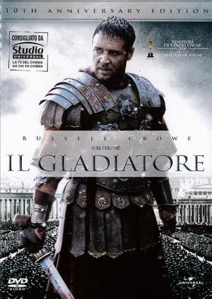 IL GLADIATORE (DVD)