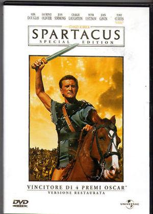 SPARTACUS (SE) (2DVD) (DVD)