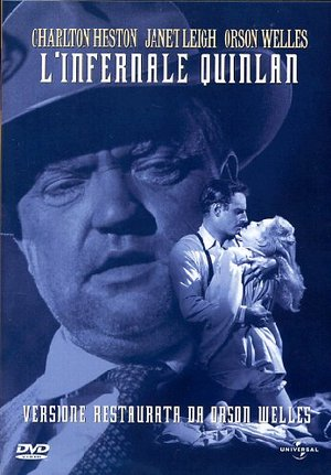L'INFERNALE QUINLAN (DVD)