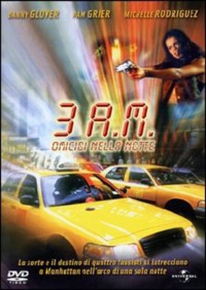 3 A.M. OMICIDIO NELLA NOTTE (DVD)