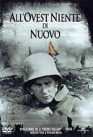 ALL'OVEST NIENTE DI NUOVO (DVD)