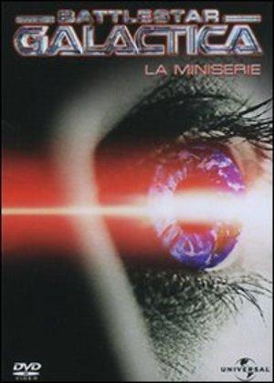 BATTLESTAR GALACTICA - LA MINISERIE (DVD)