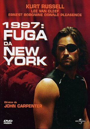1997 FUGA DA NEW YORK (DVD)