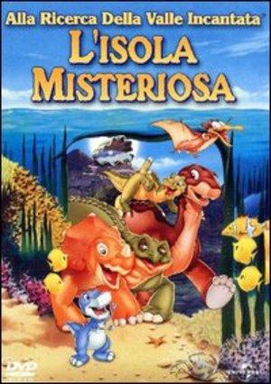 ALLA RICERCA VALLE INC. 05 - L'ISOLA MISTERIOSA (DVD)