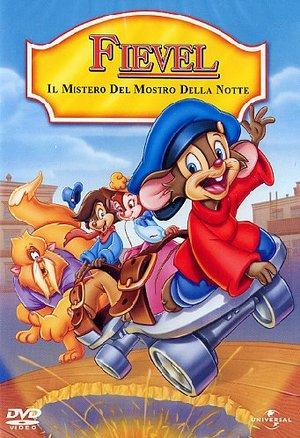 FIEVEL - IL MISTERO DEL MOSTRO DELLA NOTTE (DVD)