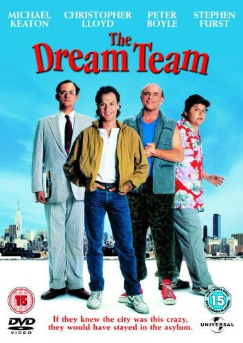 QUATTRO PAZZI IN LIBERTA / THE DREAM TEAM (IMPORT) (DVD)