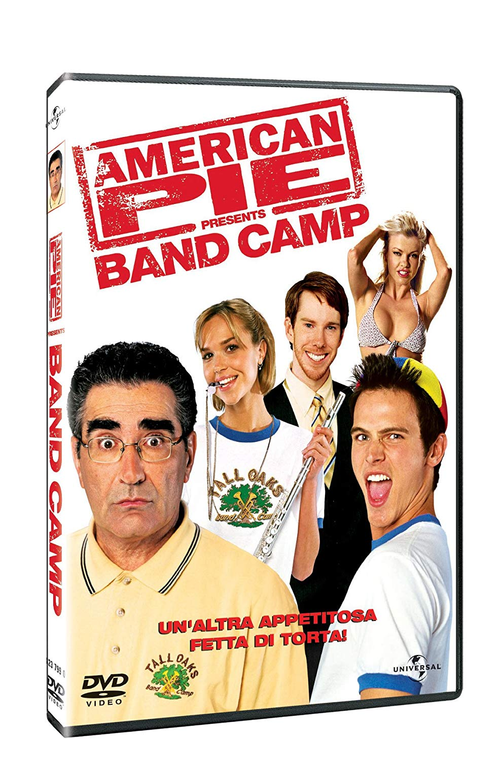 AMERICAN PIE 4 BAND CAMP (DVD)