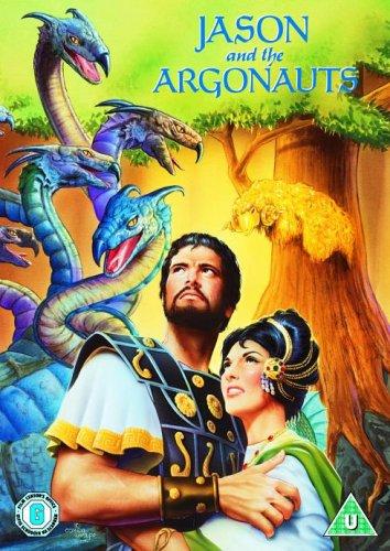 JASON AND THE ARGONAUTS [EDIZIONE: REGNO UNITO] [ITA] (DVD)