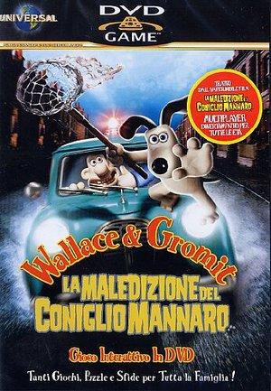 WALLACE & GROMIT GIOCO INTERATTIVO