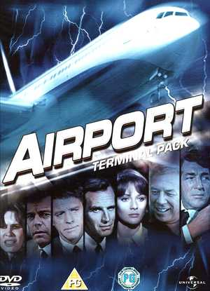 COF.AIRPORT COLLECTION (4 DVD) (IMPORT) (DVD)