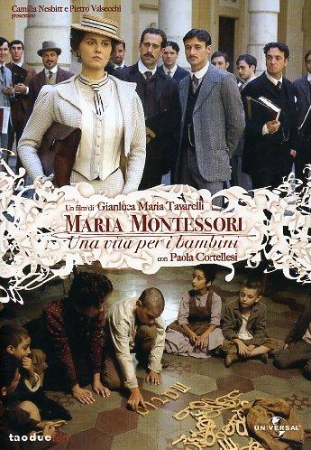 MARIA MONTESSORI - UNA VITA PER I BAMBINI (DVD)