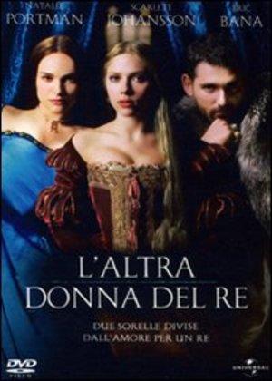 L'ALTRA DONNA DEL RE (DVD)