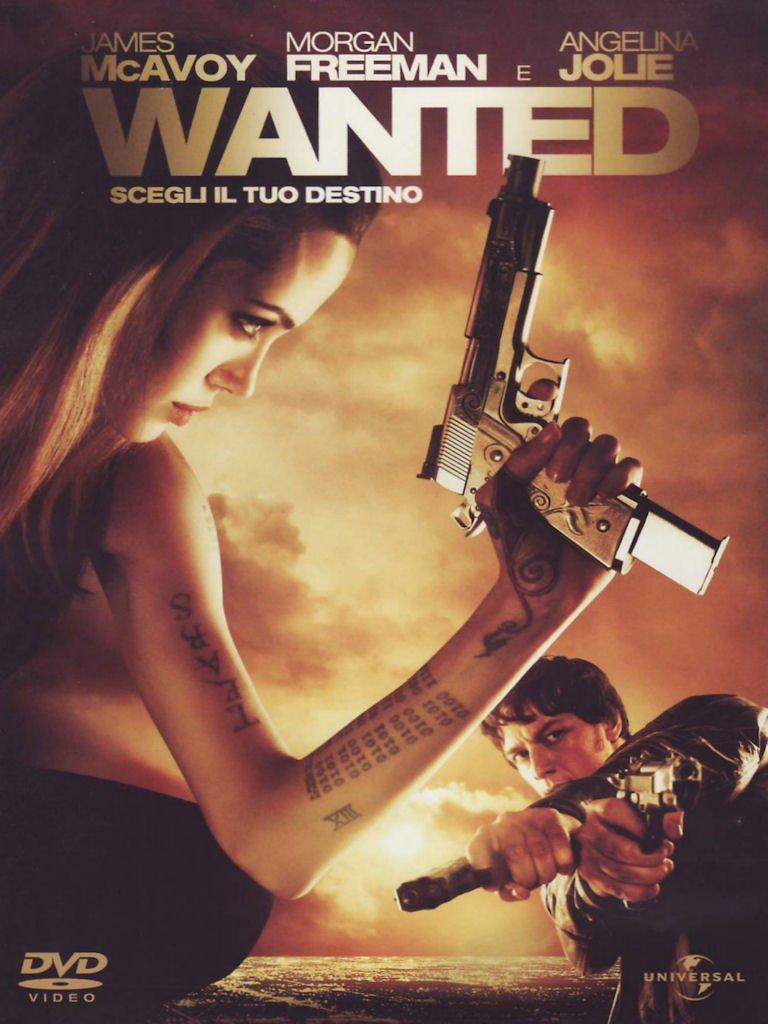 WANTED SCEGLI IL TUO DESTINO (DVD)