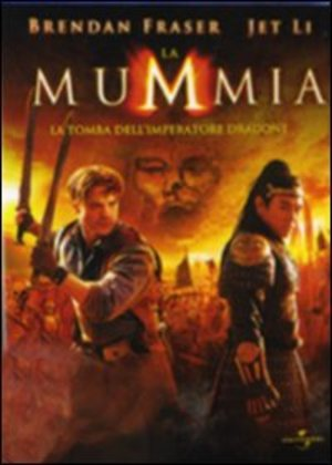LA MUMMIA - LA TOMBA DELL'IMPERATORE DRAGONE (DVD)