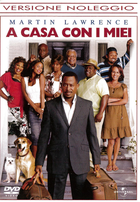 A CASA CON I MIEI - EX NOLEGGIO (DVD)