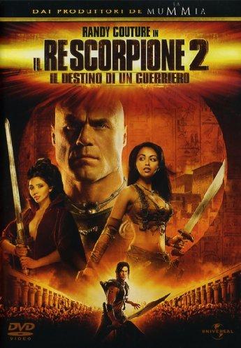 IL RE SCORPIONE 2 - IL DESTINO DI UN GUERRIERO (DVD)