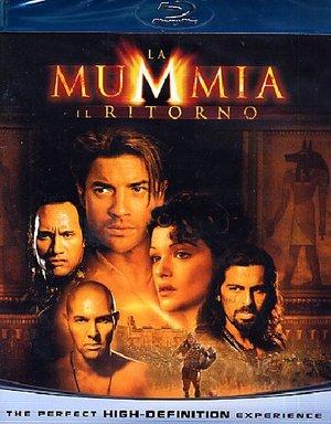 LA MUMMIA IL RITORNO (BLU-RAY)