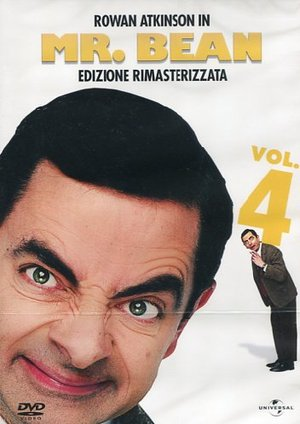 MR. BEAN - LA SERIE TV #04 (DVD)