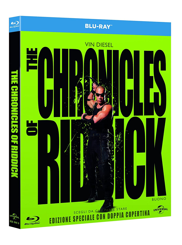 THE CHRONICLES OF RIDDICK (BLU-RAY )