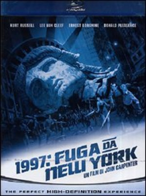 1997 FUGA DA NEW YORK (BLU-RAY)