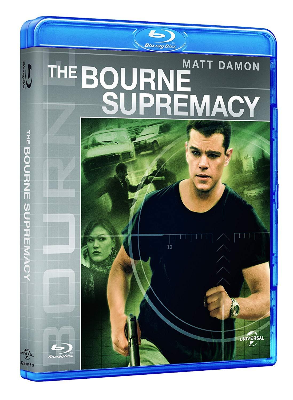 THE BOURNE SUPREMACY (BLU-RAY )