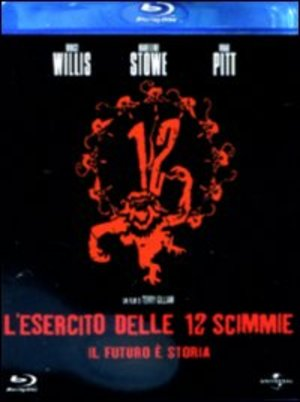 L'ESERCITO DELLE 12 SCIMMIE (BLU-RAY)