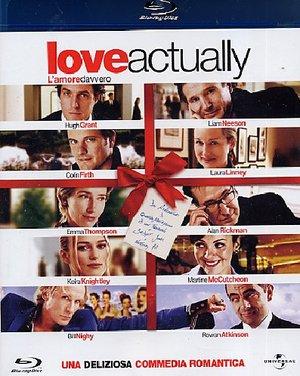 LOVE ACTUALLY (BLU-RAY )