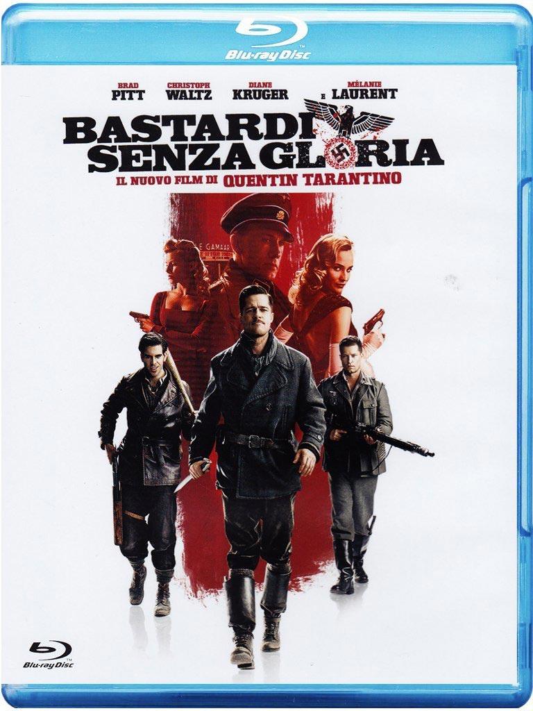 BASTARDI SENZA GLORIA - BLU-RAY