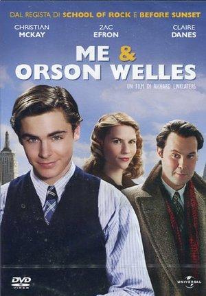 ME & ORSON WELLES (DVD)