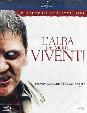 L'ALBA DEI MORTI VIVENTI (BLU-RAY )