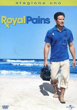 COF.ROYAL PAINS - STAGIONE 01 (3 DVD) (DVD)