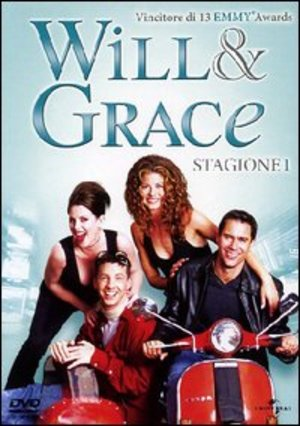COF.WILL & GRACE - STAG.01 (6 DVD) (DVD)